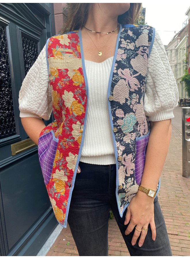 Sissel Edelbo Lulu Vintage Vest Nr. 31 M/L