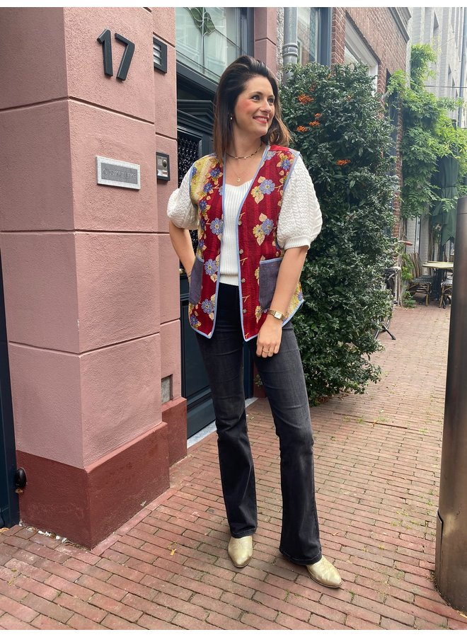 Sissel Edelbo Lulu Vintage Vest Nr. 30 M/L