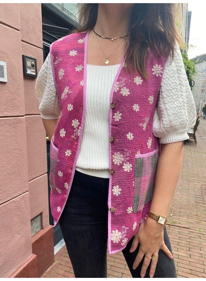 Sissel Edelbo Lulu Vintage Vest Nr. 28 S/M
