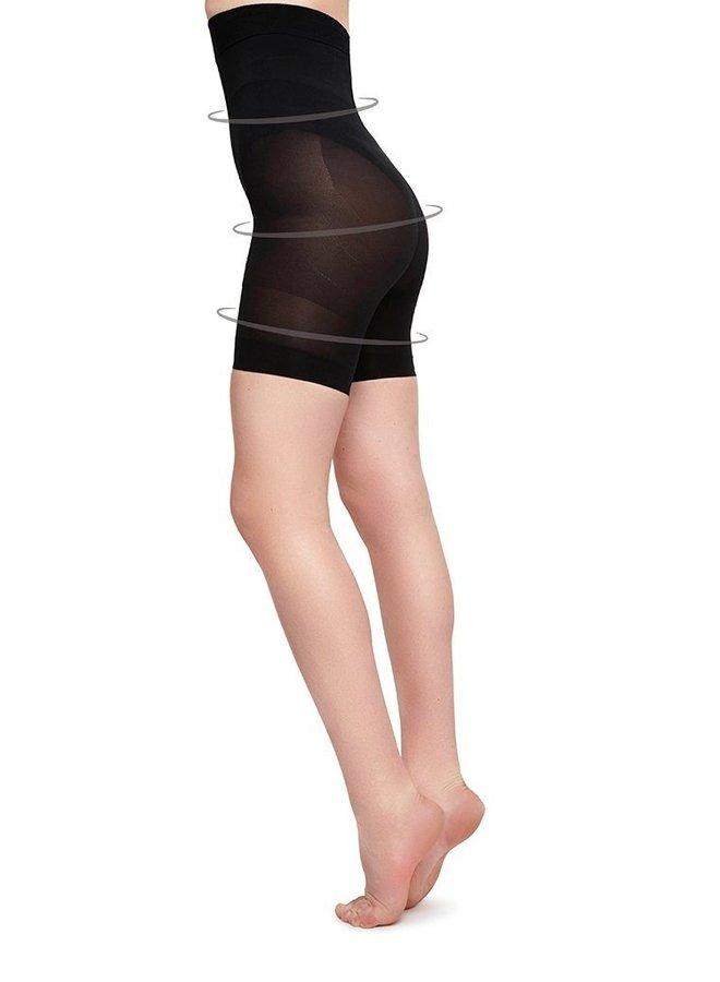 Swedish Stockings Julia Shaping Short Black
