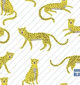 About Blue About Blue French Terry Say Cheeta