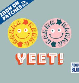 About Blue About blue Strijkapllicaties Yeet !