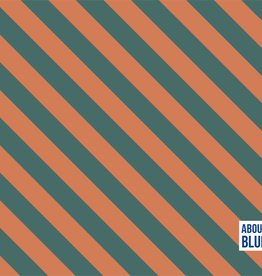 About Blue About Blue Viscose Dia Grassland