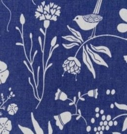 Katia Katia Fabrics Denim flower dream