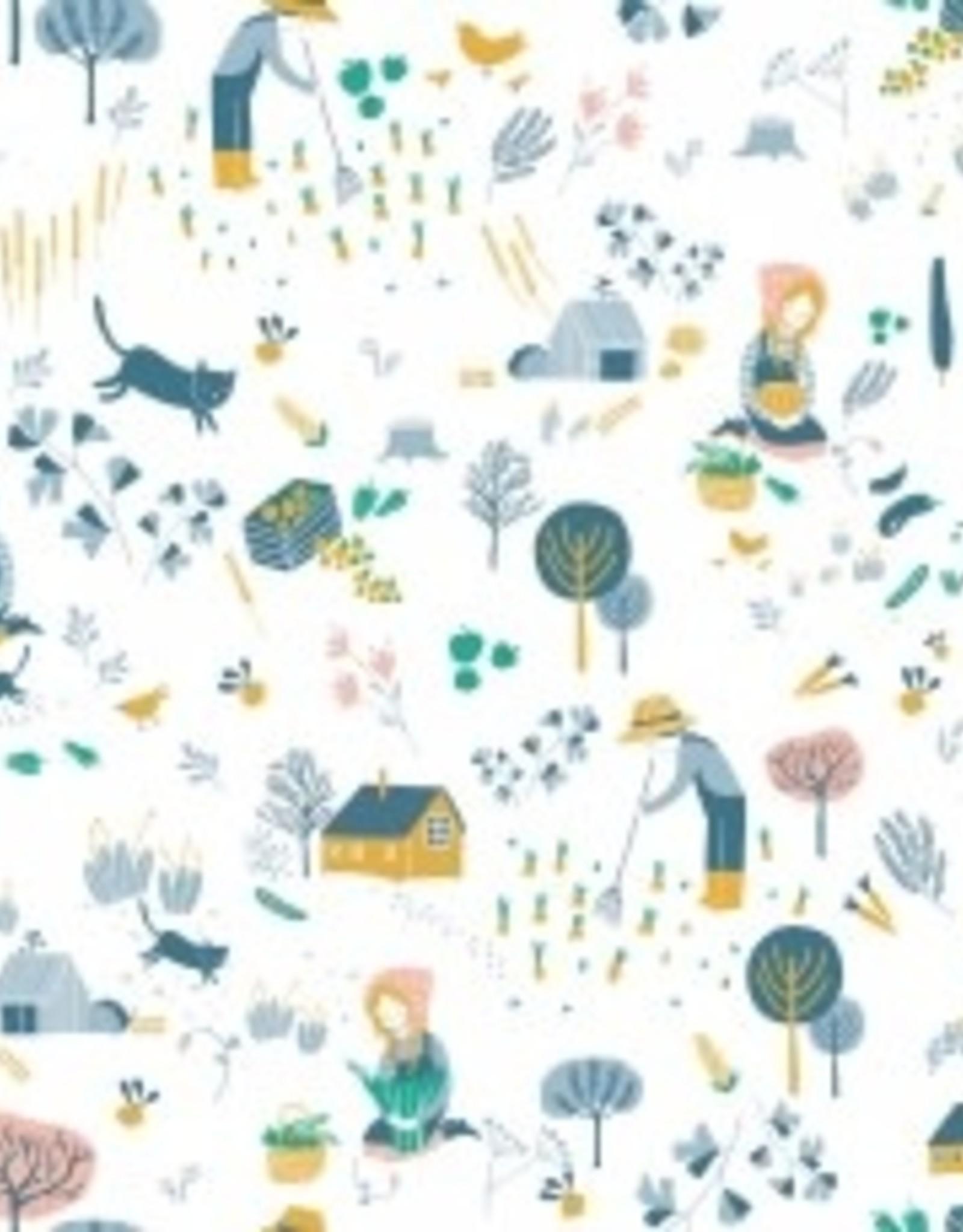 Katia Katia Fabrics sweat Local Farmers