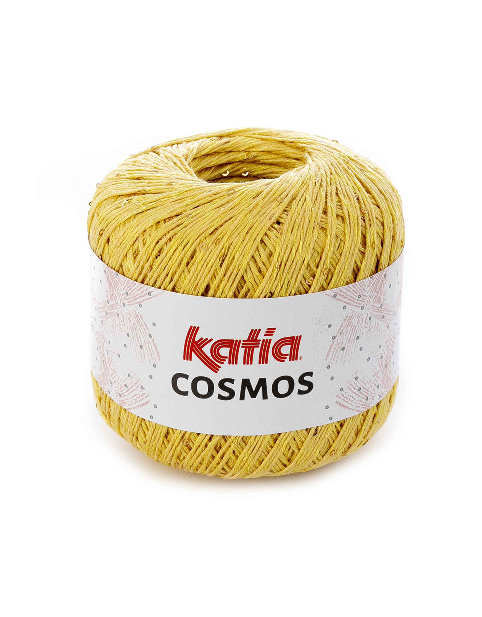 Katia Katia Cosmos 205 citroengeel