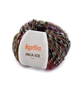 Katia Katia Inca Ice 305 lila-bleekrood-oker
