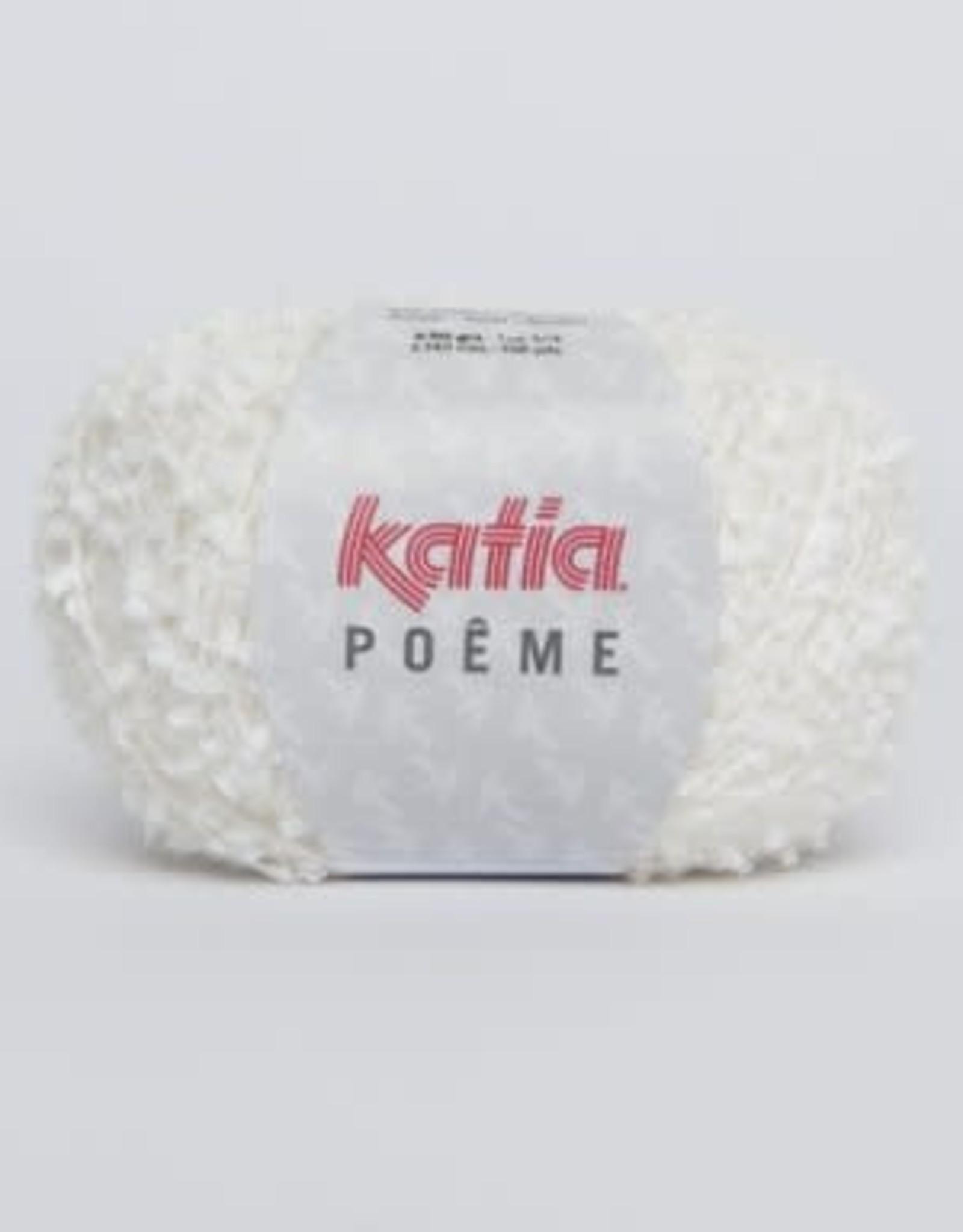 Katia Katia poême 50 wit