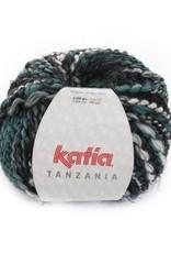 Katia Katia Tanzania 108 turquoise-wit-zwart