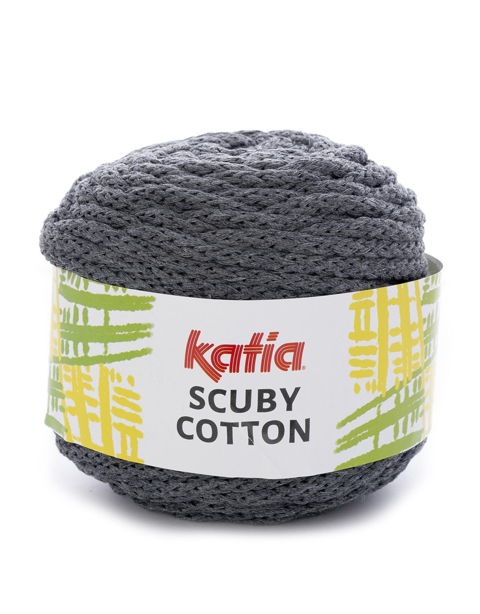 Katia Katia  SCUBY COTTON 105 donker grijs