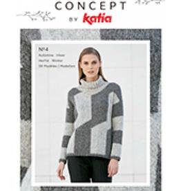 Katia Katia Breiboek dames concept 4