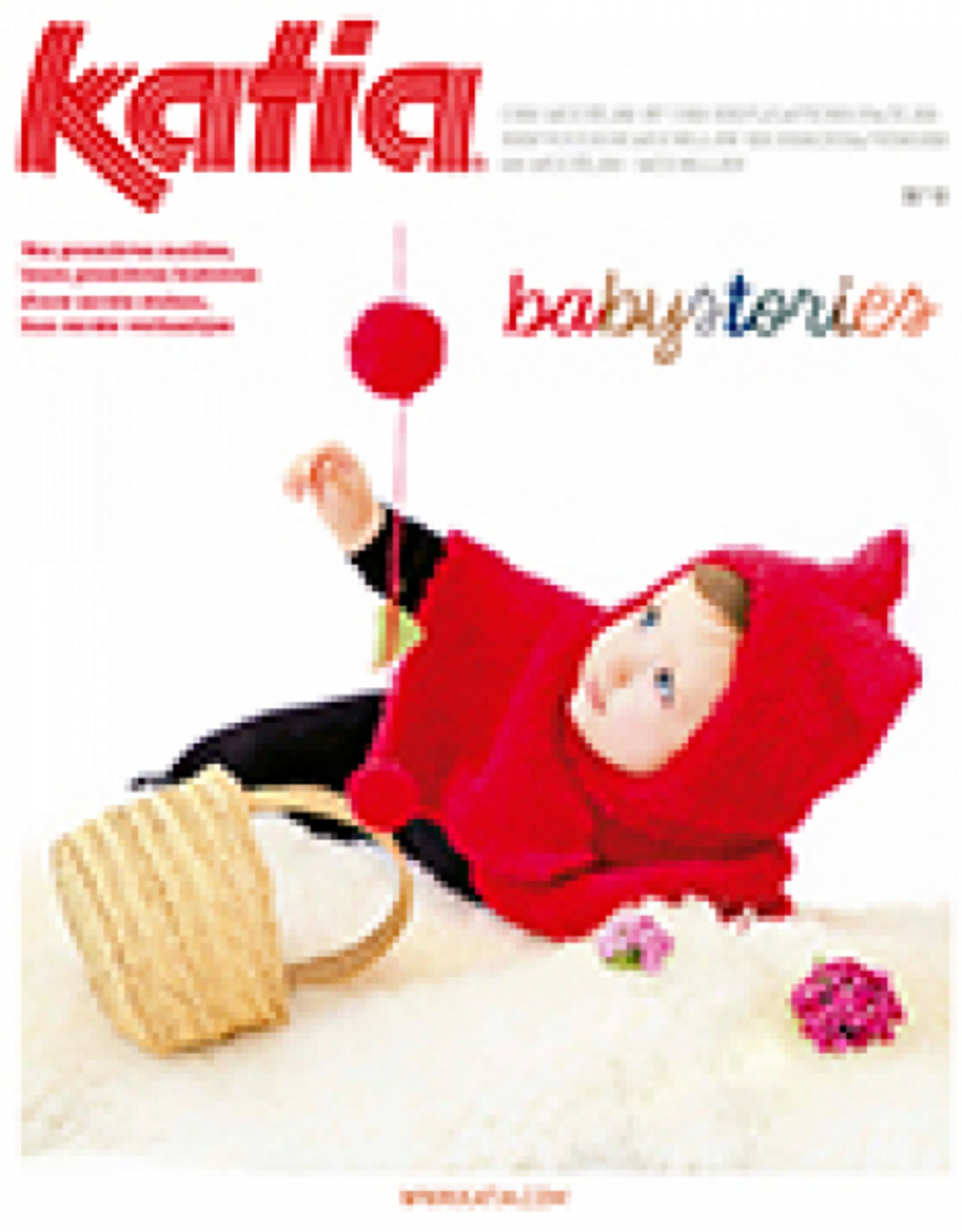 Katia Katia breiboek babystories 5 herfst/winter 2017