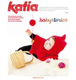 Katia Katia breiboek babystories 5 herfst/winter 2017