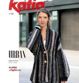 Katia Katia Breiboek dames urban 102