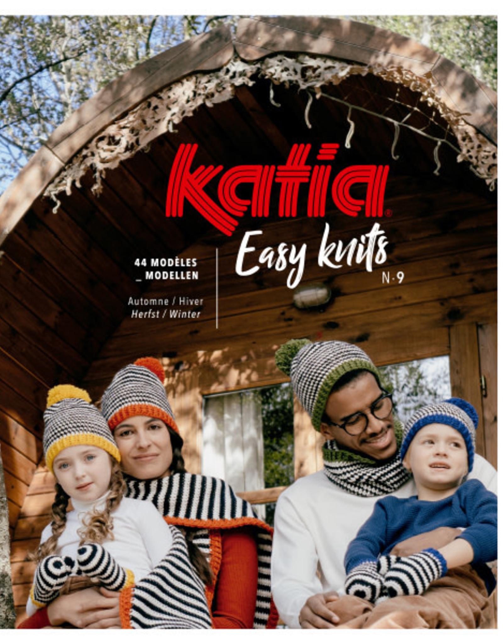 Katia Katia Breiboek  easy knits 9