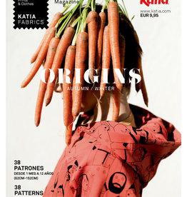 Katia Katia Fabrics magazine Origins 1 herfst/winter