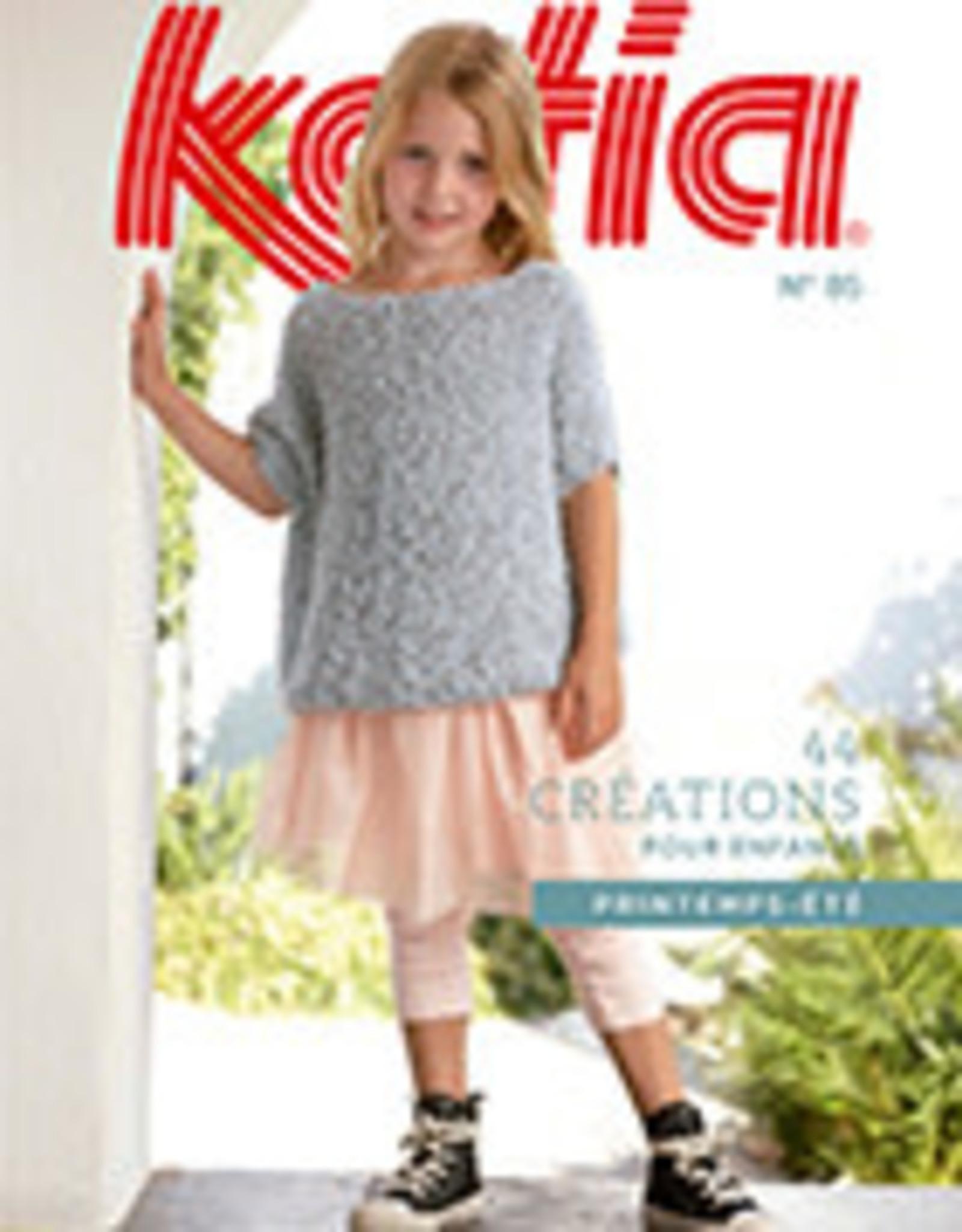 Katia Katia breiboek Kinderen 85