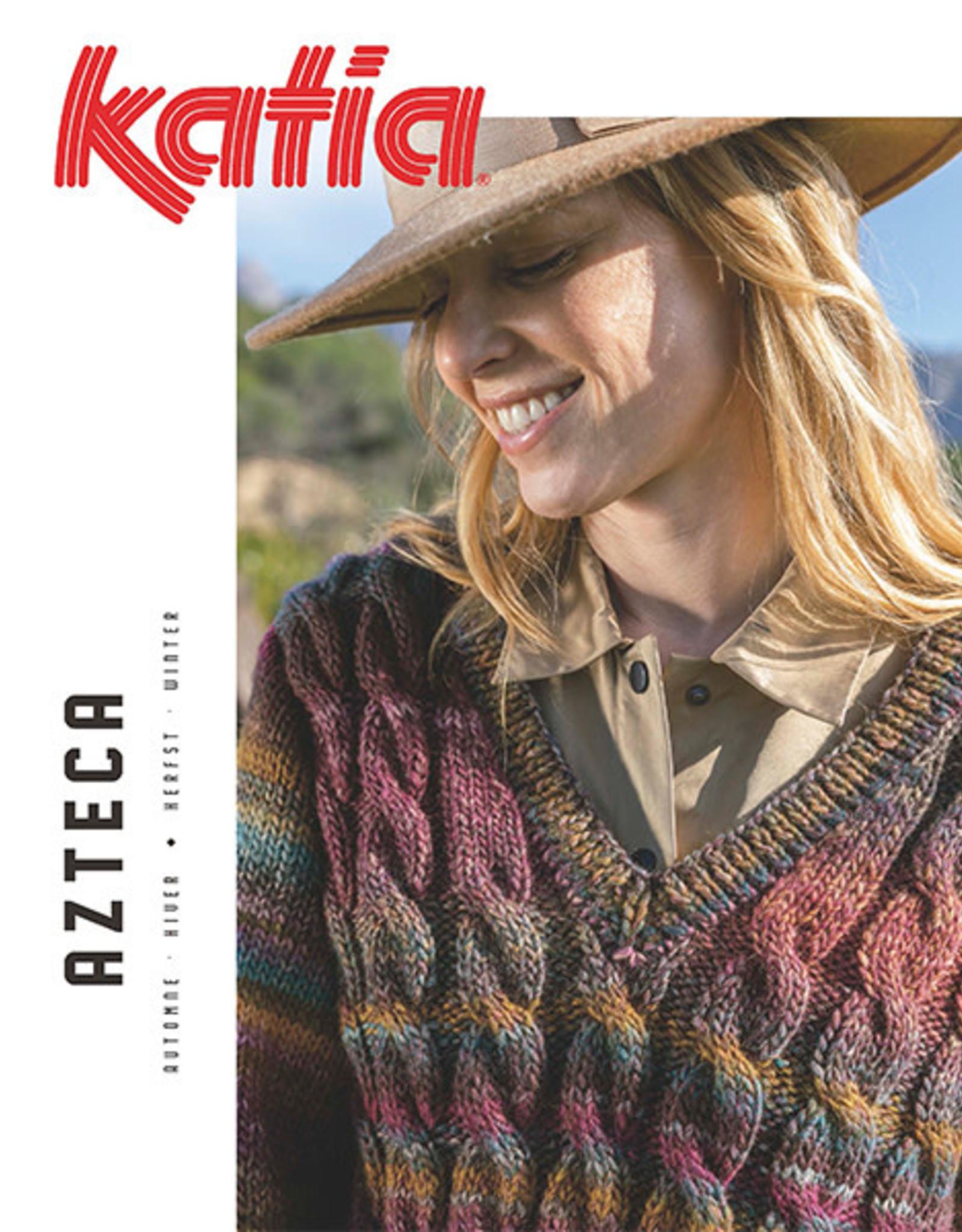 Katia Katia Breiboek Azteca special
