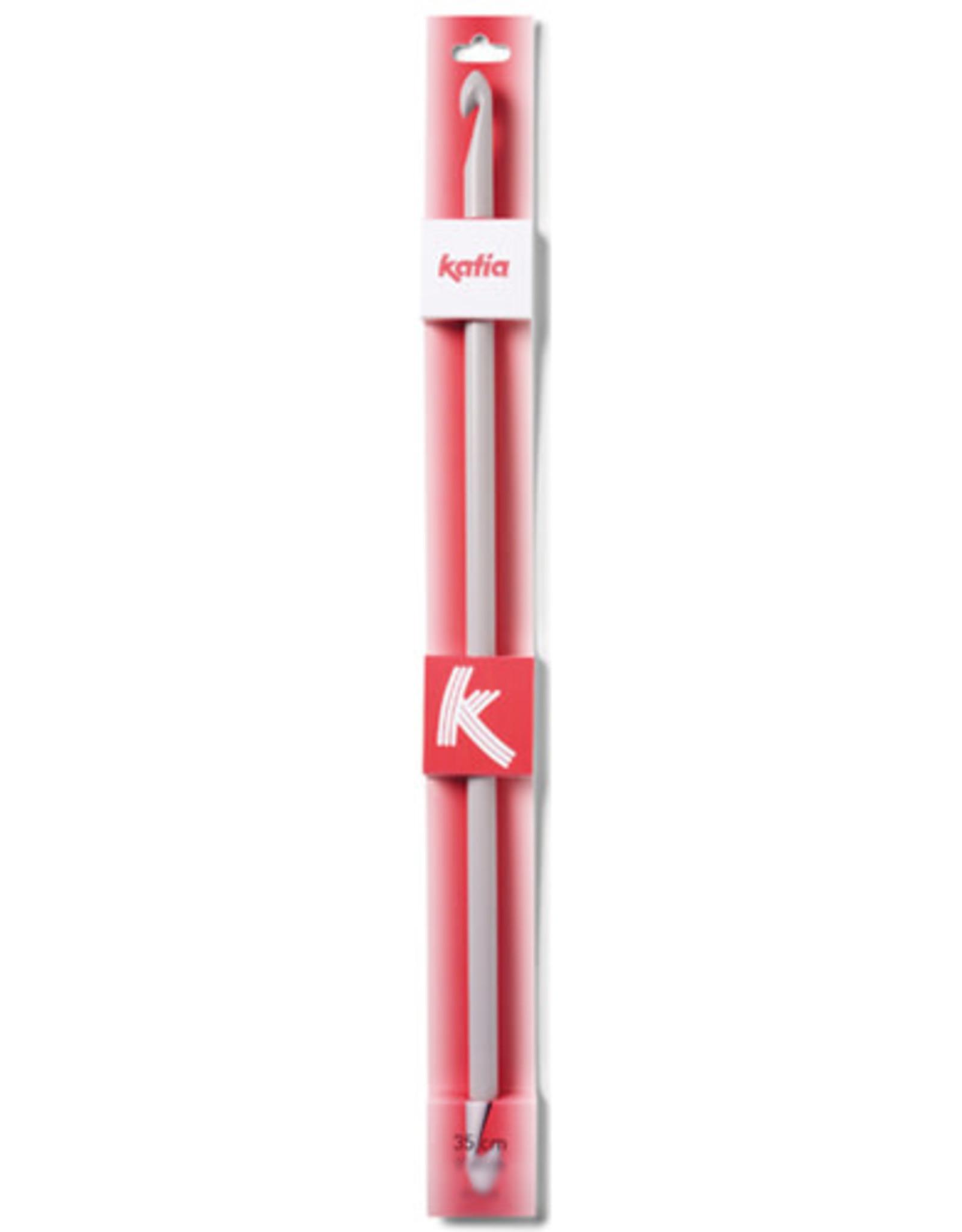 Katia Katia  Tunische Haaknaald Aluminium NR5.5