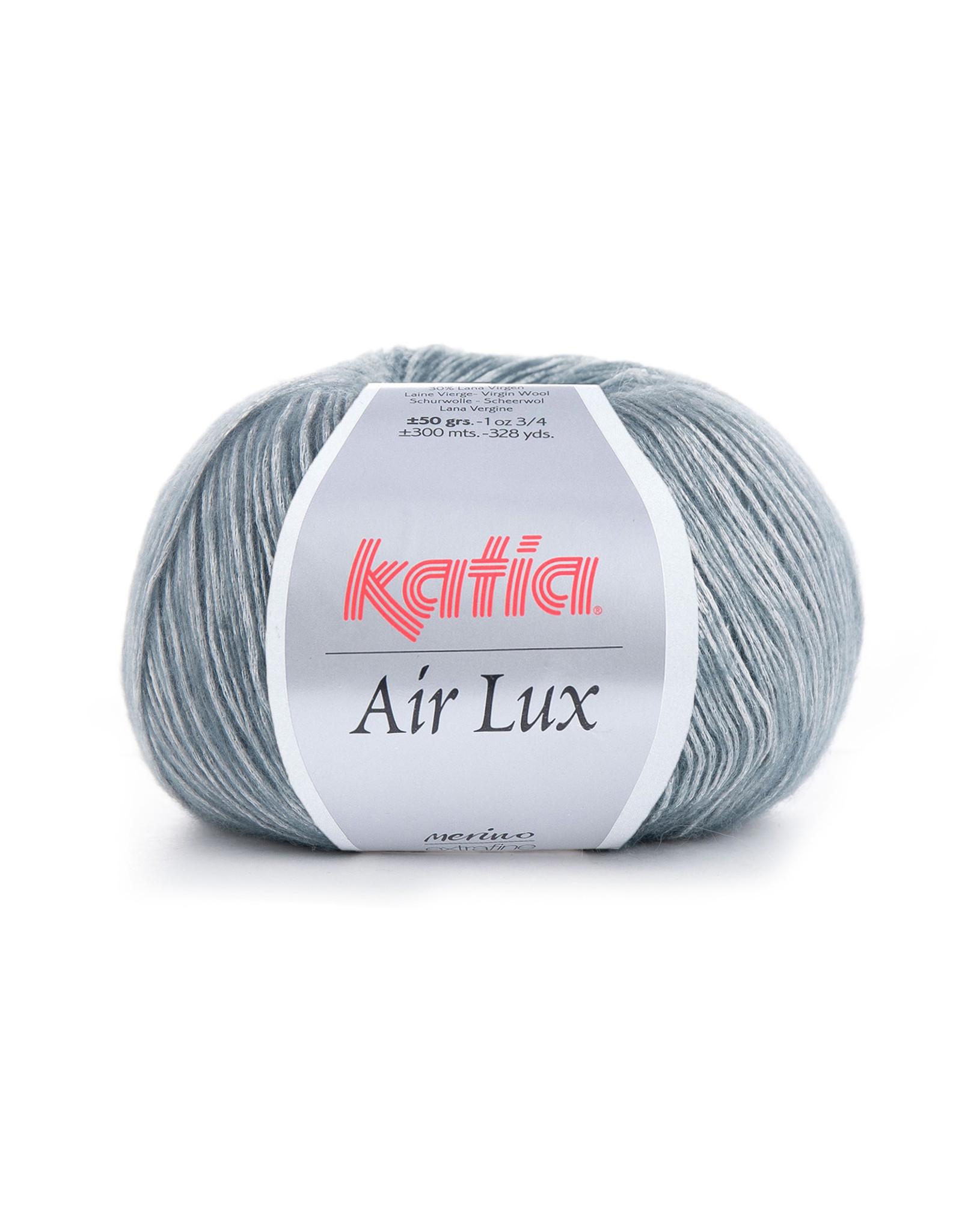 Katia Katia Air Lux 60 - Parelmoer-lichtgrijs