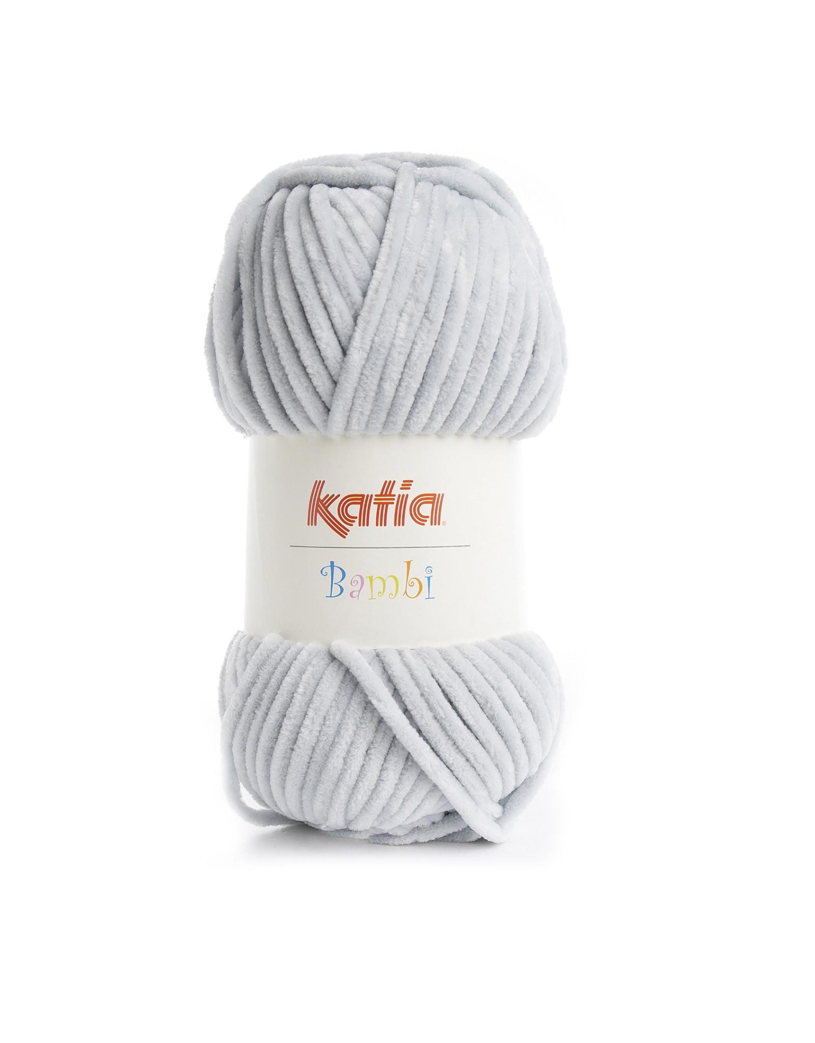 Katia Katia Bambi 325 - Parelmoer-lichtgrijs