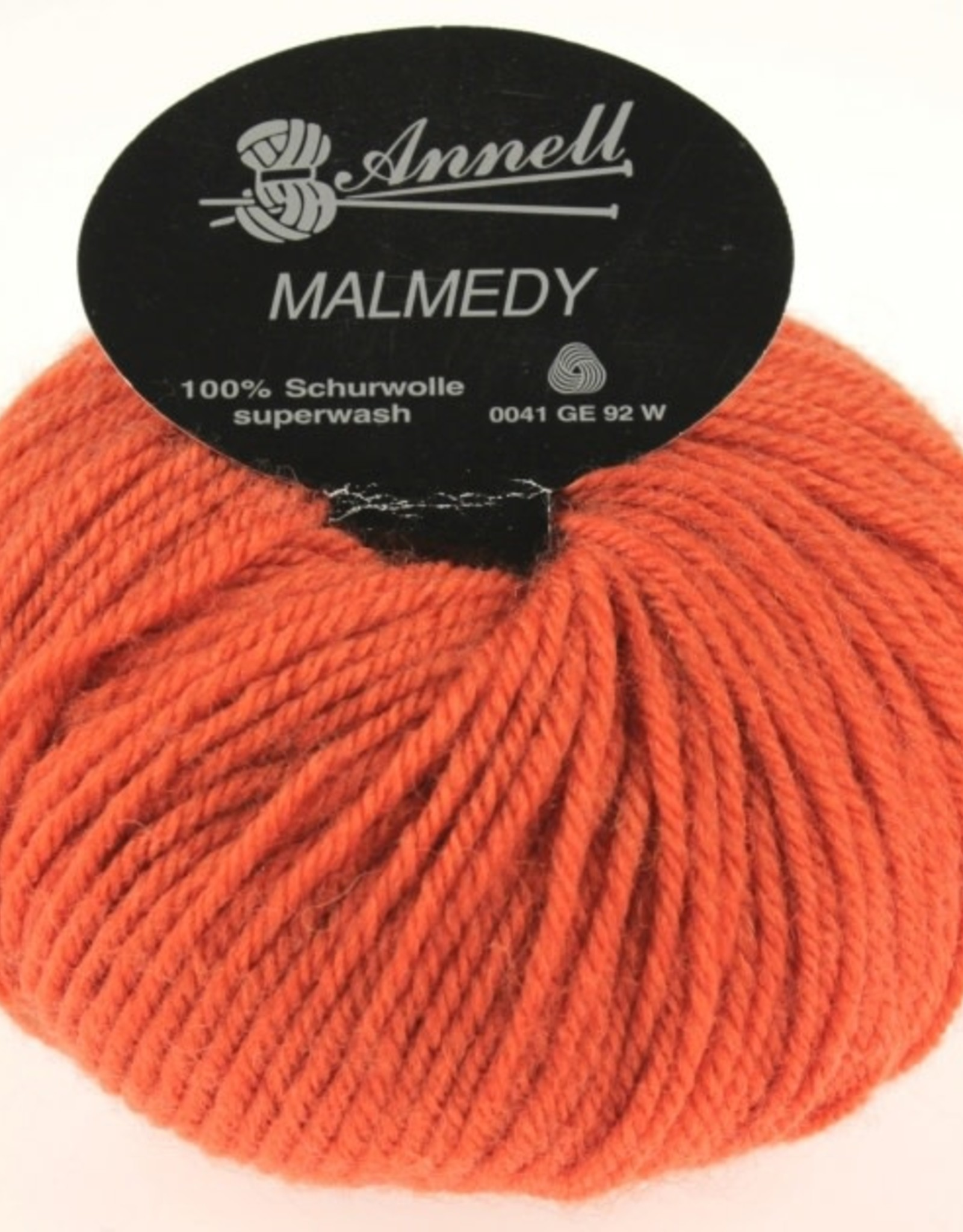 Annell Annell Malmedy 2507 - ROEST ORANJE