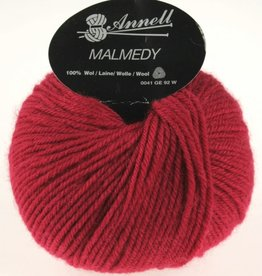Annell Annell Malmedy 2513 - DONKER ROOD
