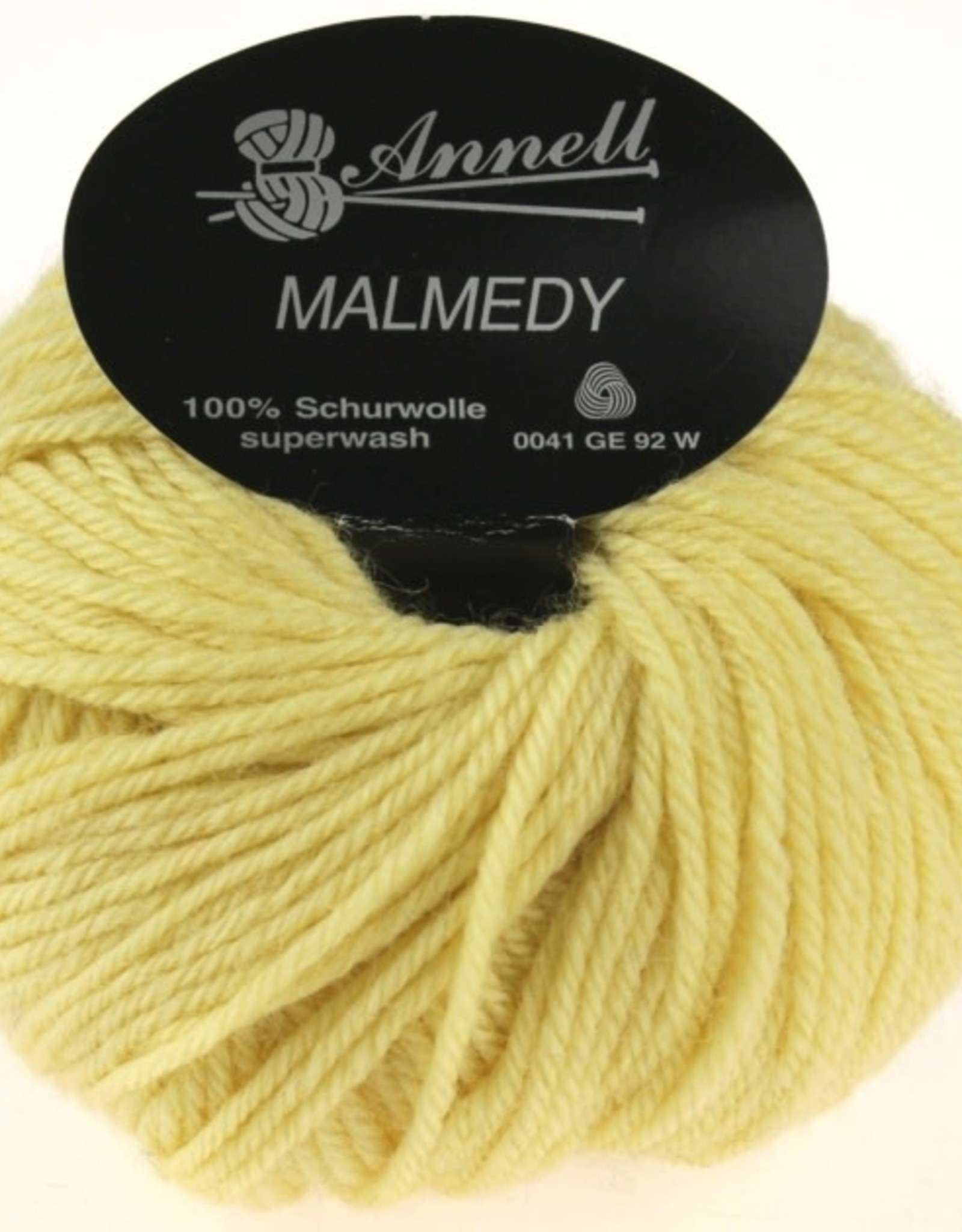 Annell Annell Malmedy 2514 - LICHT GEEL