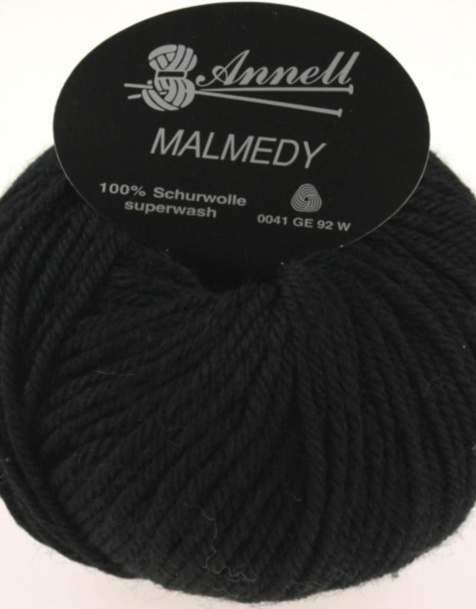 Annell Annell Malmedy 2559 - ZWART