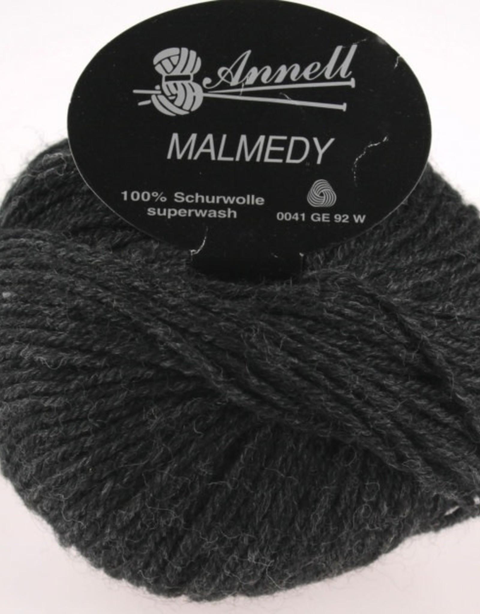 Annell Annell Malmedy 2658 - GEMELEERD ANTRACIET GRIJS