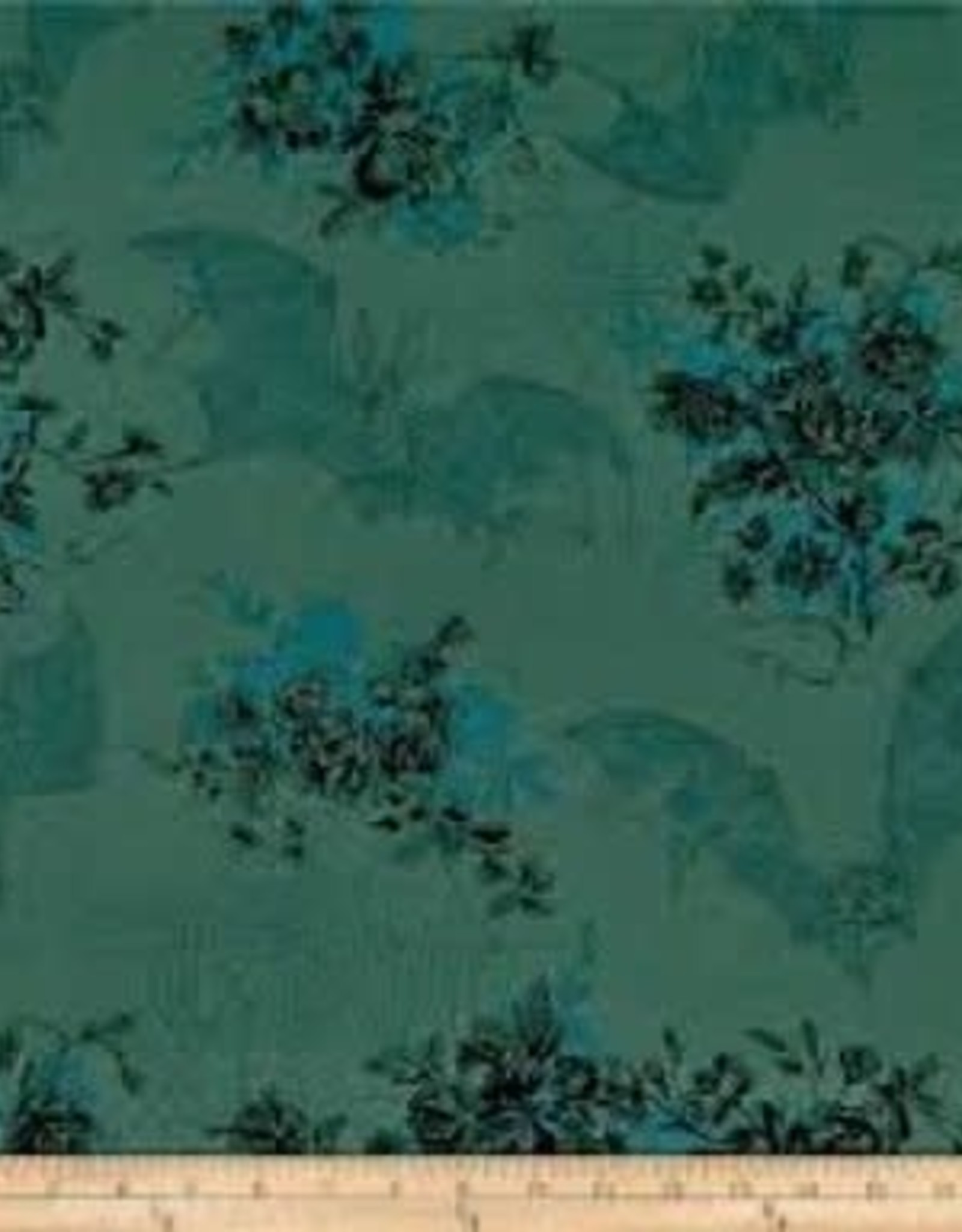 Alexander Henry Jersey groen/blauw