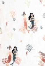 Katia Katia Fabrics katoen capri mermaids 57