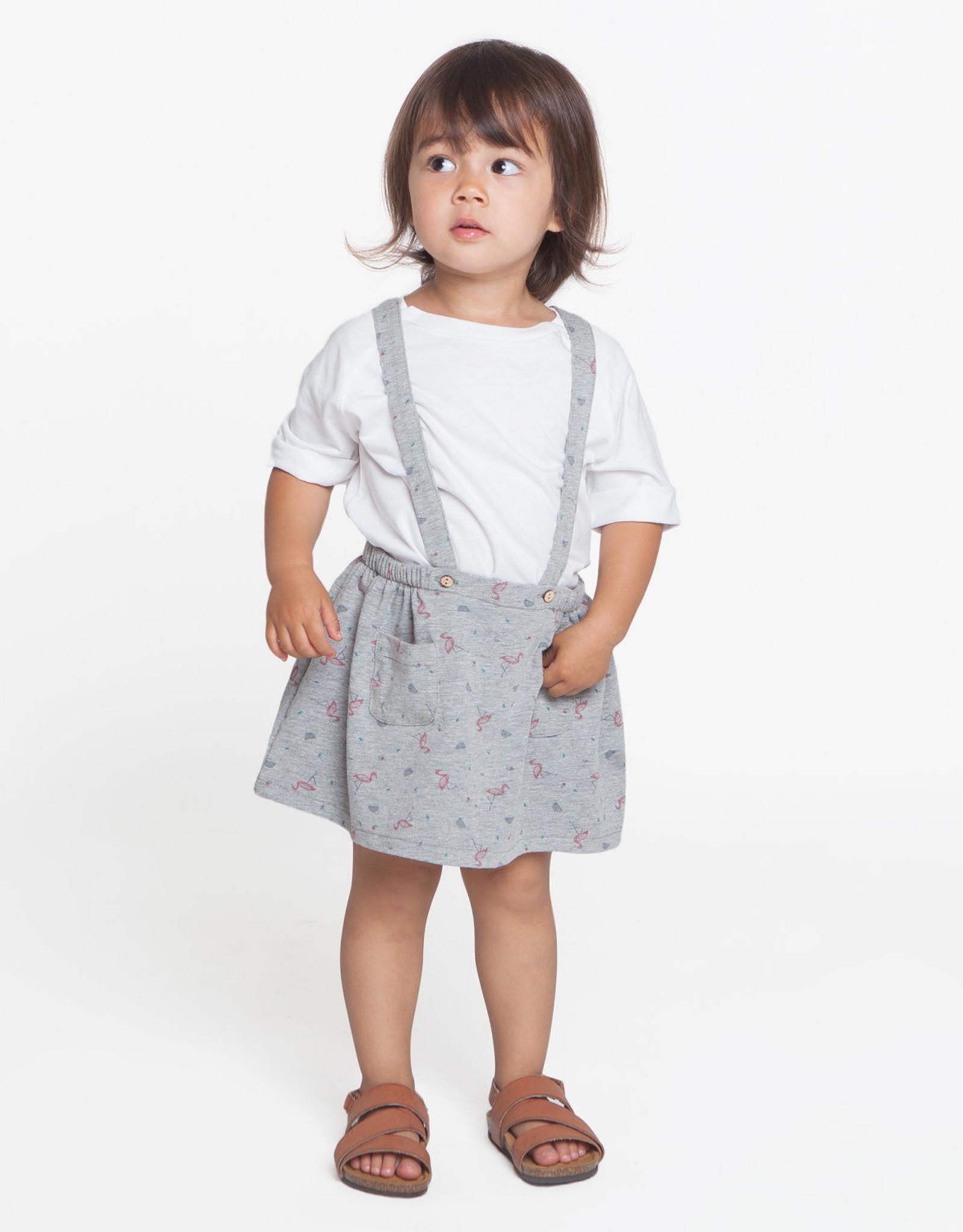 Katia Katia Fabrics patroon rok met bretels L 6