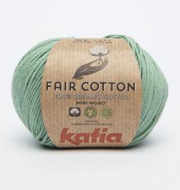 Katia Katia fair cotton 17 groen