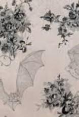 Alexander Henry Jersey lichtgrijs/roze