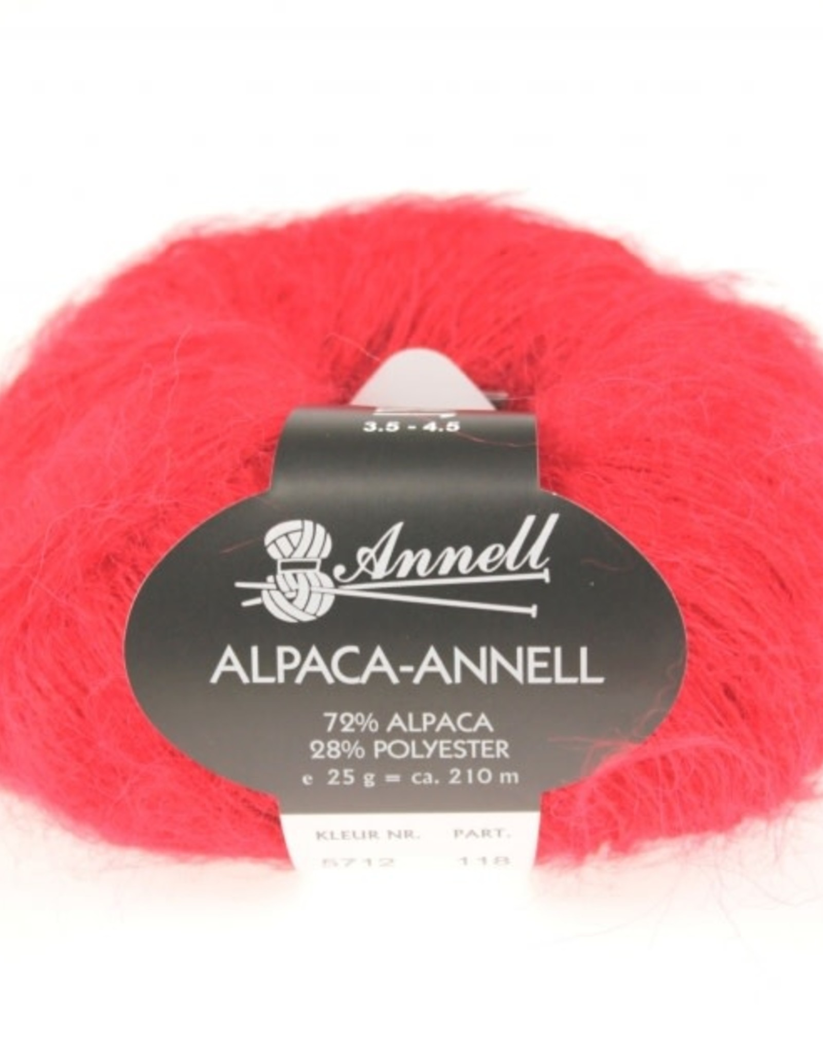 Annell Annell Alpaca Annell  5712 – ROOD