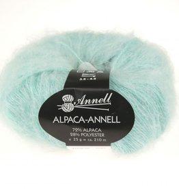 Annell Annell Alpaca Annell  5722 - WATER GROEN