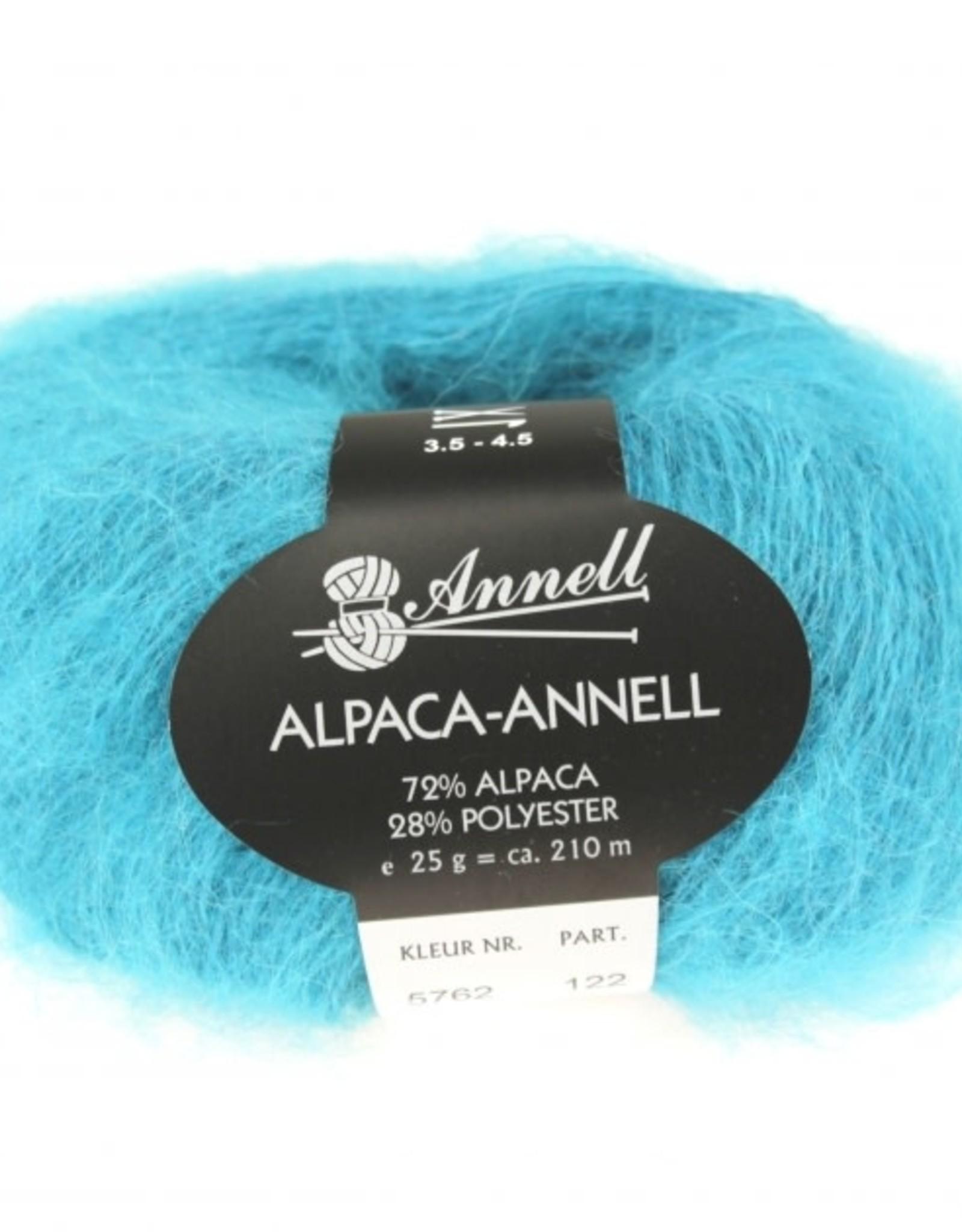Annell Annell Alpaca Annell  5762 - HEMELS BLAUW
