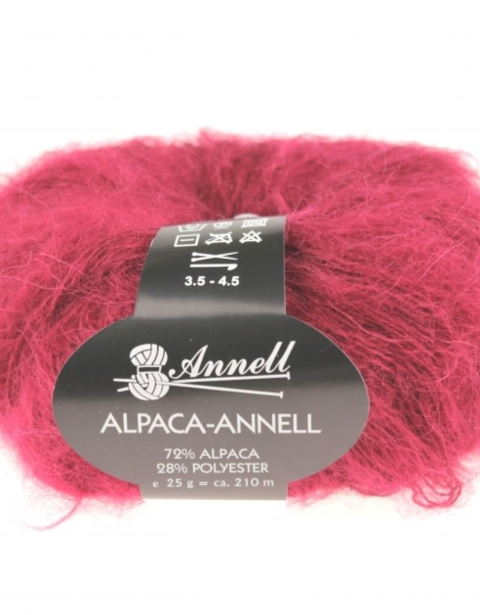 Annell Annell Alpaca Annell 5710 – BORDEAUX