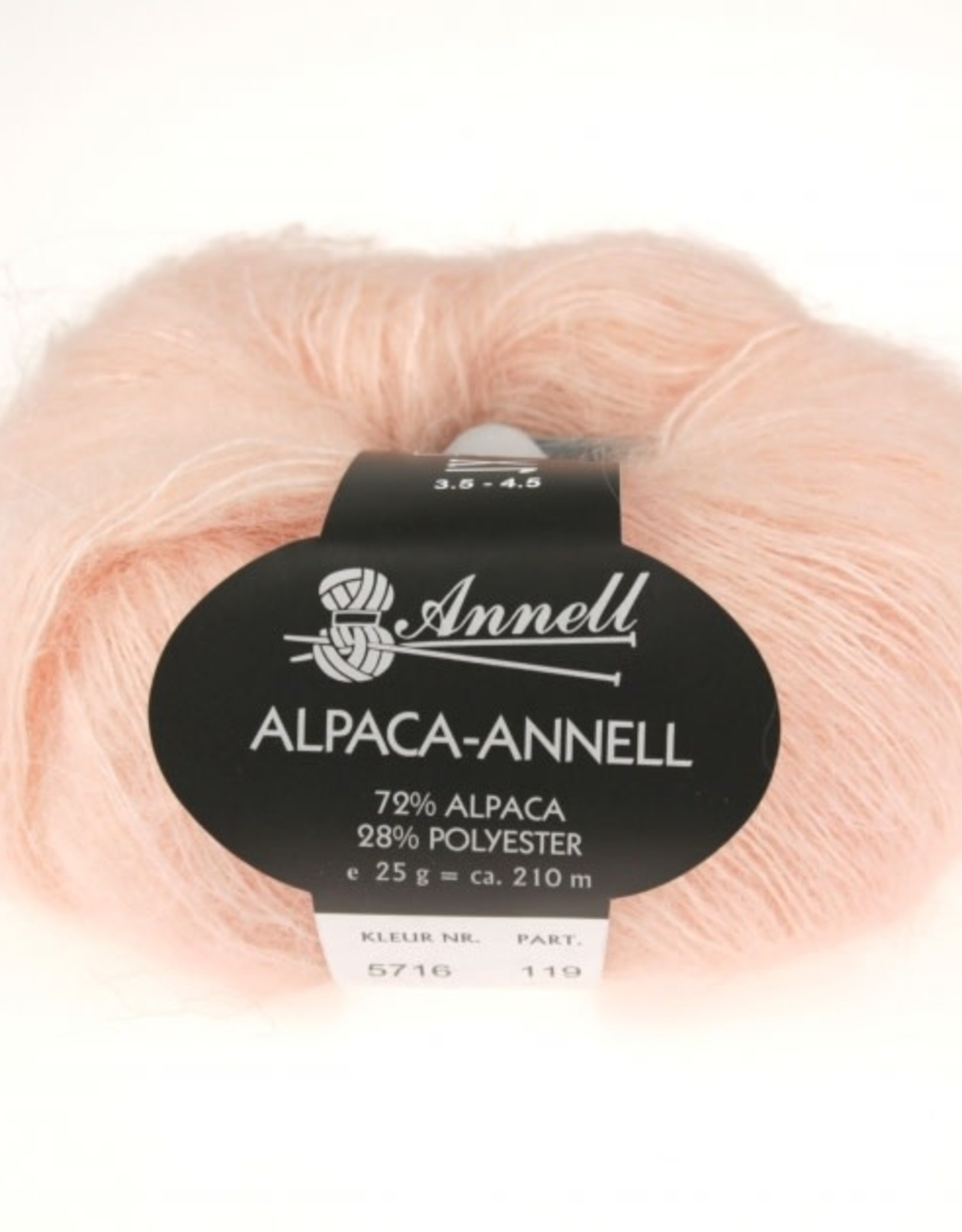 Annell Annell Alpaca Annell 5716 - ABRICOOS ROOS