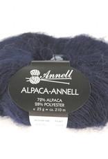 Annell Annell Alpaca Annell 5726 - MARINE BLAUW