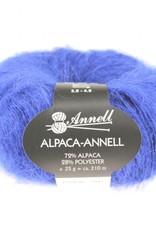 Annell Annell Alpaca Annell 5738 - KOBALT BLAUW