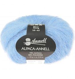 Annell Annell Alpaca Annell 5740 - LICHT BLAUW