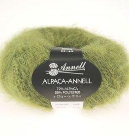 Annell Annell Alpaca Annell 5749 - OLIJF GROEN