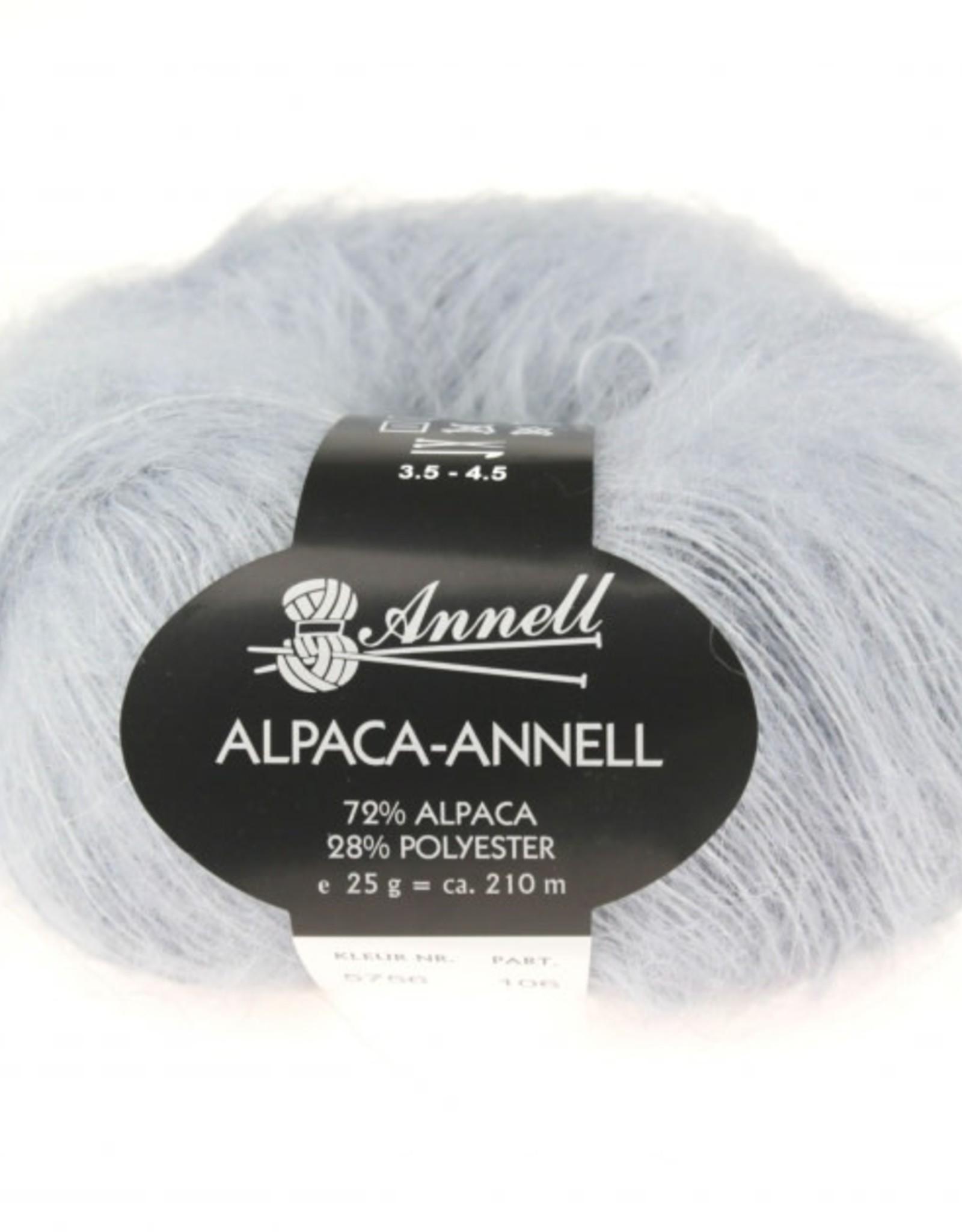 Annell Annell Alpaca Annell 5756 - LICHT GRIJS