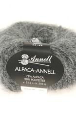 Annell Annell Alpaca Annell 5758 - GEMELEERD GRIJS