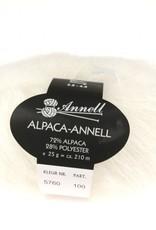 Annell Annell Alpaca Annell 5760 - NATUREL ECRU