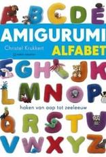 Boek Amigurumi alfabet haken van aap tot zeeleeuw Auteur Christel Krukkert