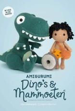 Boek AMIGURUMI DINO'S & MAMMOETEN Auteur Joke Vermeiren