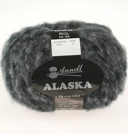 Annell Alaska   4258 - antraciet grijs